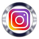 dela blogg på Instagram